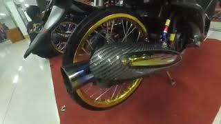 Yamaha mio Mothai style Meet up UMP Matic17purwokerto