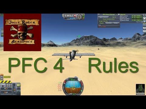 KSP Plane Fight Club 4 rules