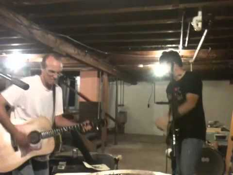 "Brian Lisik and the Unfortunates ""I Want To Go Home"" - live 8/22/12"
