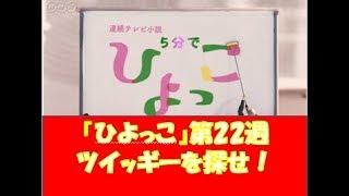 『ひよっこ』第22週ツイッギーを探せ!8月28日(月)〜9月2日(土) 「ツイ...