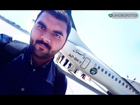 Inside the 1000th ATR | PIA ATR 72-500 | Take-off & Landing | LHE - BHW | @lahorespotter