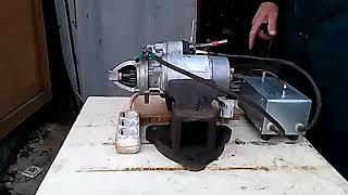 Пусковое устройство из микроволновки (часть 1)