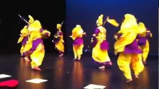 UCSC Bhangra 2012
