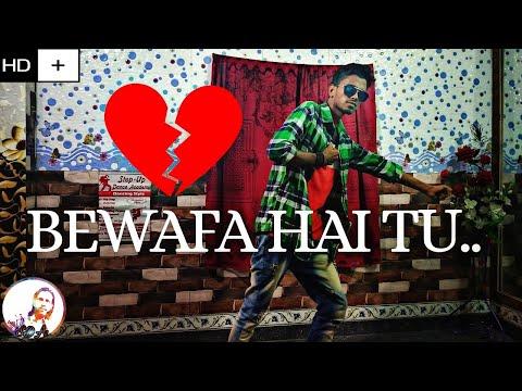 Bewafa hai tu dance video    Dance cover SDA   