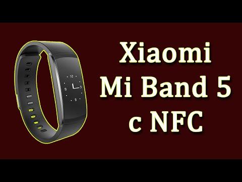 XIAOMI MI BAND 5 - Новый фитнес браслет с NFC. Ми бэнд 5. Ми бенд 5. Смарт часы.