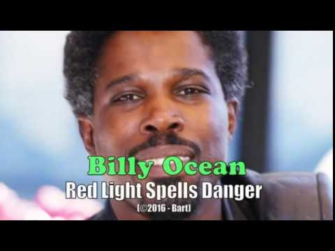 Billy Ocean - Red Light Spells Danger (Karaoke)