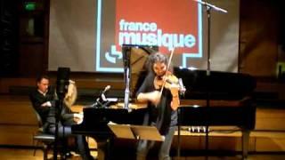 Nemanja RADULOVIC DE FALLA Danse Espagnole France Musique Sept 2010