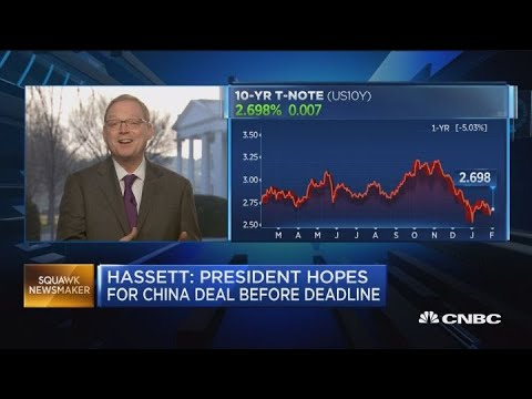 Democrats need an economic explainer: Trump economic advisor Kevin Hassett