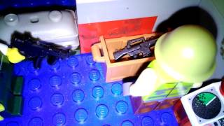 Lego CALL OF DUTY Nazi Zombies
