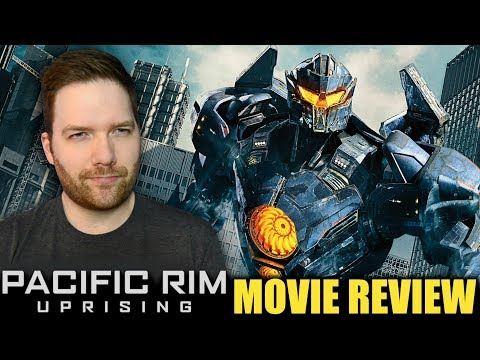 Pacific Rim: Uprising – Movie Review