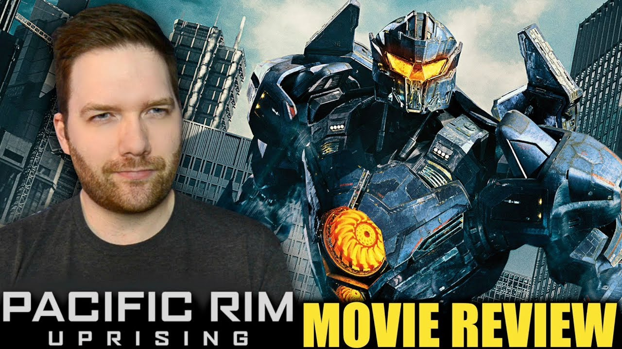 Pacific Rim: Uprising - Movie Review - YouTube