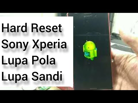 Sony Xperia X performance SO-04H.