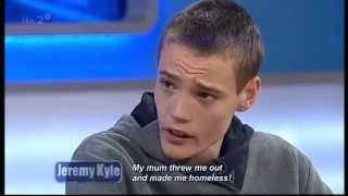 my mum threw me out and made me homeless