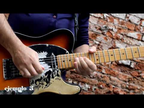 Carlos Santana - 7 licks - Revista Guitarviator