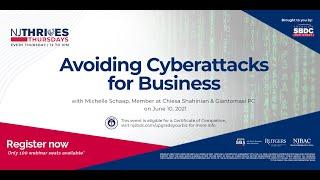 NJTT #006: Avoiding Cyberattacks for Business