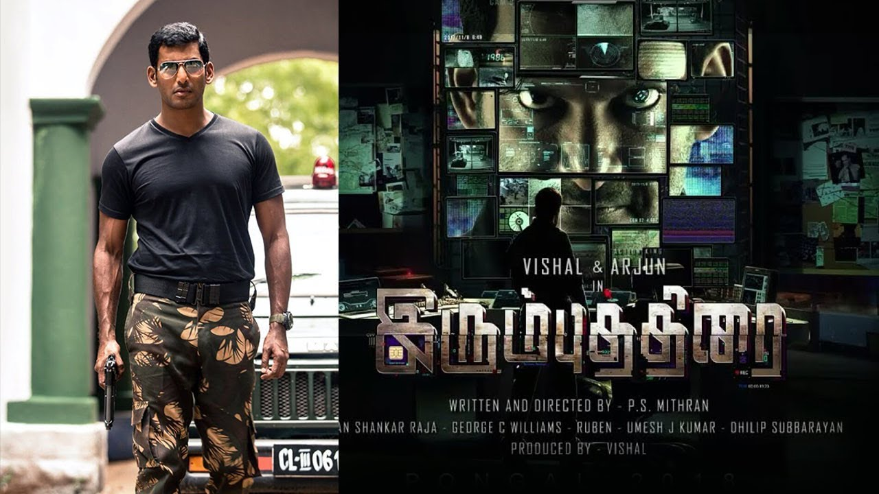 irumbu thirai new movie