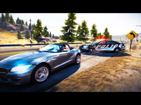 Need for Speed: Hot Pursuit (2010) с друзьями! Запись от 23.12.2016.