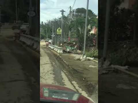 Huracán Maria, Jayuya pueblo