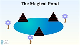 Can You Solve The Magical Pond Puzzle