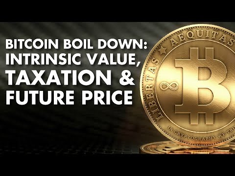 Trace Mayer: Cryptos INTRINSIC VALUES + Vital Gold Update