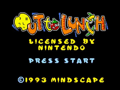 Out to Lunch (SNES) - Longplay
