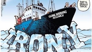 Global Warming Scientists Rescued From Antarctic Summer Ice