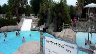 club de vacances la sirene & l'hippocampe sur un site paradisiaque à argeles sur mer