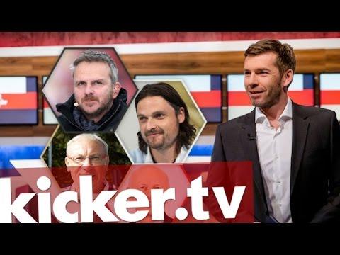Bayerns neuer Dauerrivale Leipzig? - kicker.tv  - Der Talk - Folge 29 - #kickertalk