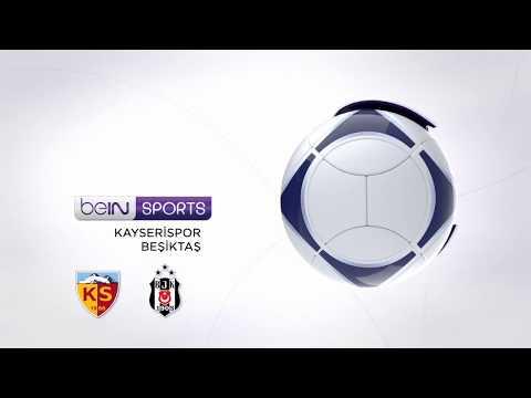 Kayserispor 1 - 1 Beşiktaş #Özet