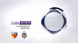 Kayserispor 1 - 1 Beşiktaş
