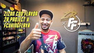 ZR PROJECT | Zizan COD Flavor FcukinFlava Dengan Kancil Turbo