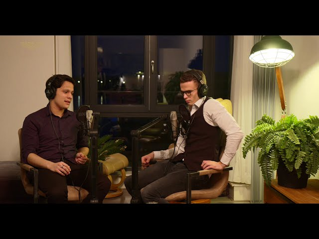 Ryon Mereboer & Frenky Veldman. Mastermind Family | Podcast #09 |