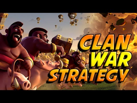 Clan War Matchmaking Trouble Post March Update