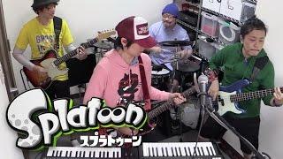 【スプラトゥーン BGM】Splattack ガチセッションしてみた【東京アクティブNEETs】 thumbnail