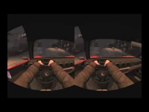 Oculus Rift vs Sony HMZ-T3W Head Mounted Display