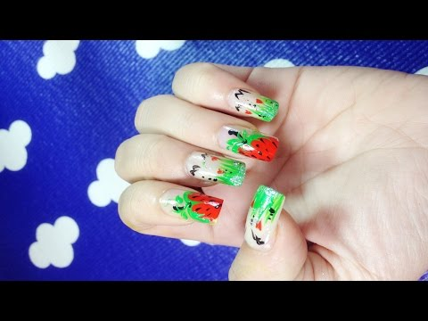 Pretty Cute Nail Art Designs | Simple Easy Nail Art Paint Ideas (Part 41), Nail Tutorial