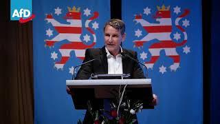 Björn Höcke: Angst vor dem Verfassungsschutz?