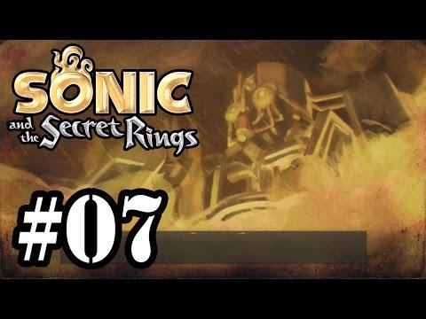 Let's Play: Sonic & The Secret Rings - Parte 7