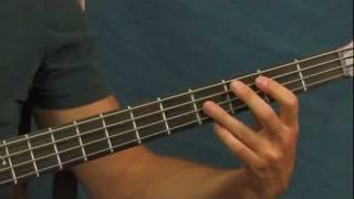 bass guitar lesson hotel california the eagles