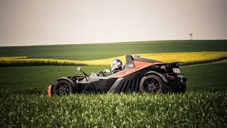 KTM X BOW Superlight Videos