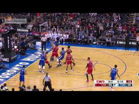Toronto Raptors vs Chicago Bulls - Full Game Highlights | March 21, 2017 | 2016-17 NBA Season