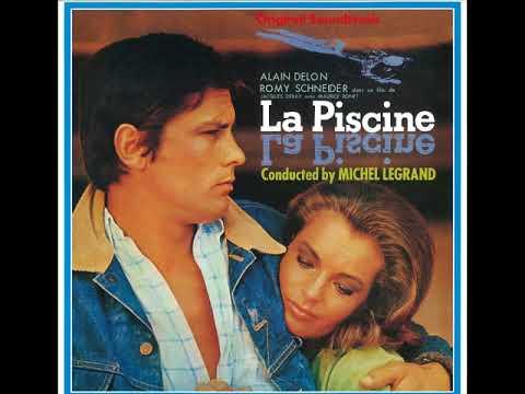 La Piscine (1968) Bande Originale - Michel Legrand