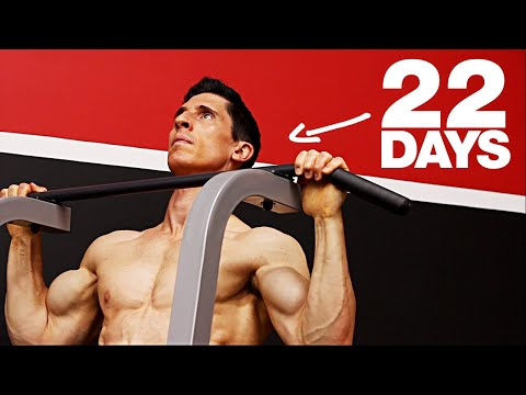 Double Your Max Pullups in 22 Days! (GUARANTEED GAINS)
