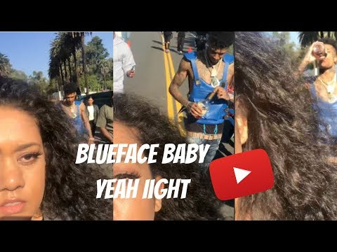 Ashlee Young - I DM'ed Blueface & Met Him the Next Day in LA.. (VLOG)
