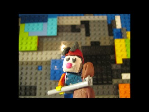 Lego Wakko's 50 state and capitals song