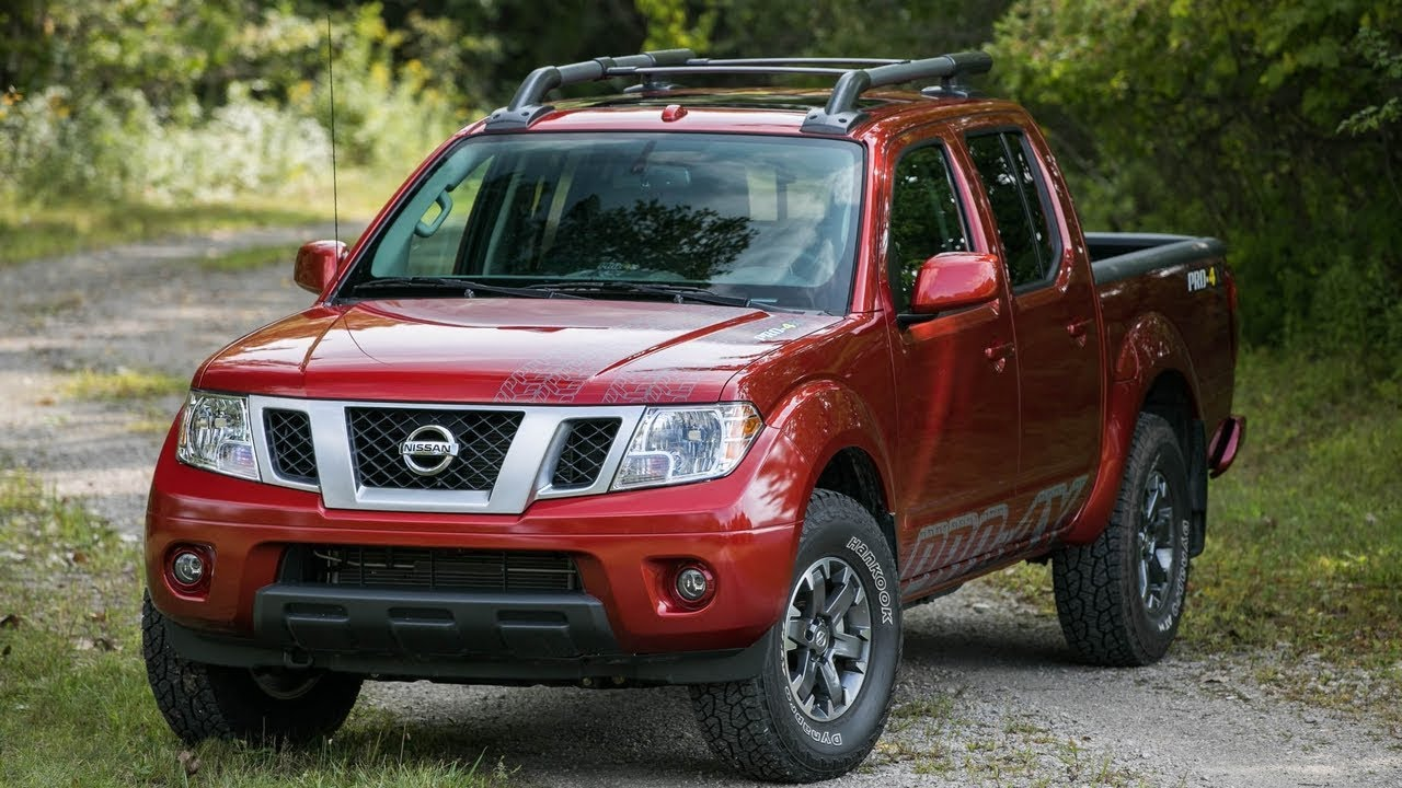 exclusive 2018 nissan frontier crew cab youtube. Black Bedroom Furniture Sets. Home Design Ideas