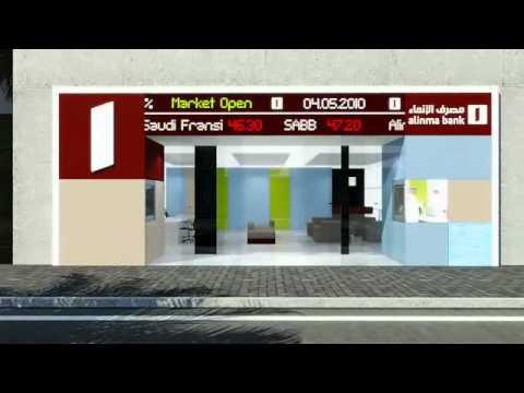 JaK Studio - Alinma Bank Mini Branch