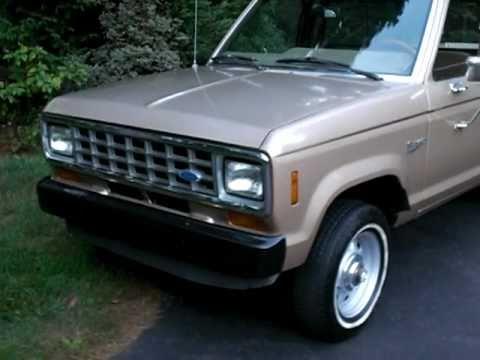 1983 ford ranger diesel for sale