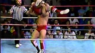 Butch Reed vs. Ric Flair (non-title)