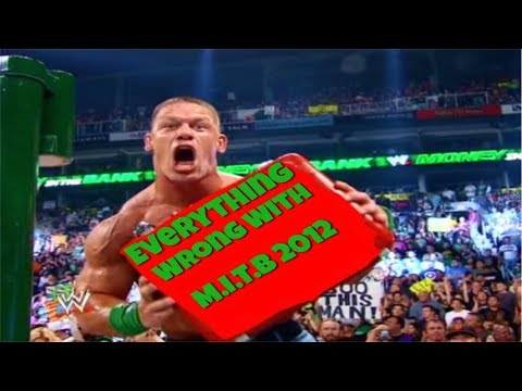 Episode #233: Everything Wrong With WWE Money In The Bank 2012